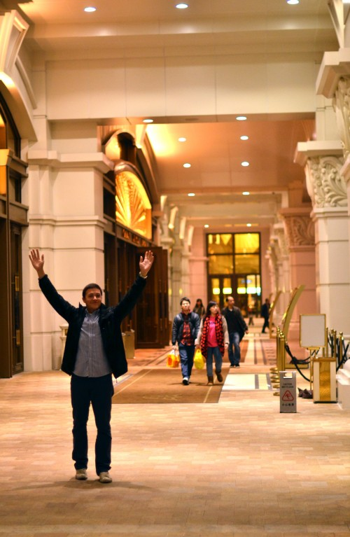 Casino Galaxy in Macau