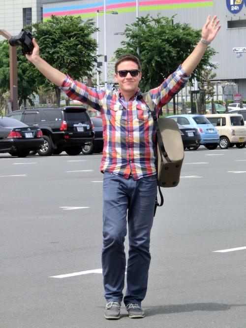 Erik in Tokyo