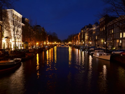 Amsterdam by night - Erik Winther 2012
